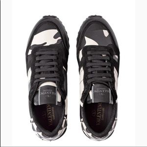 Limited Edition Valentino Rock Runner.